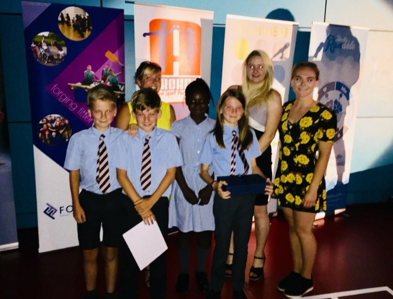 Sheffield Schools Active Awards 2018