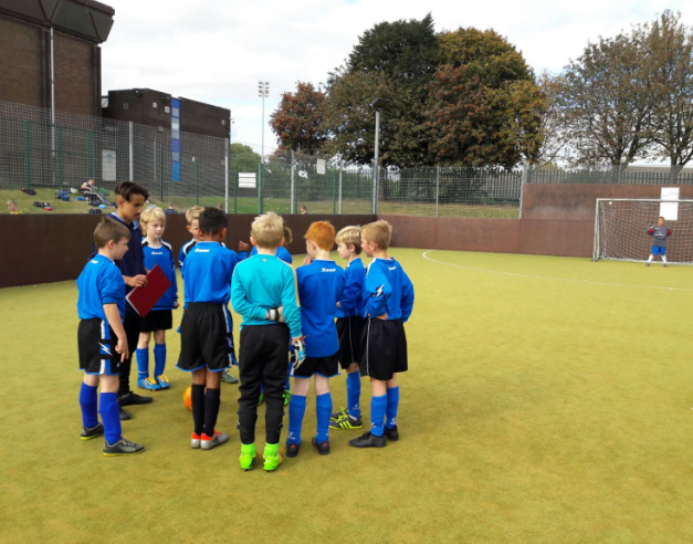 53 Teams at Arches Primary Football Events!