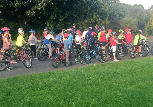 Junior Cycling Sessions at Forge Valley