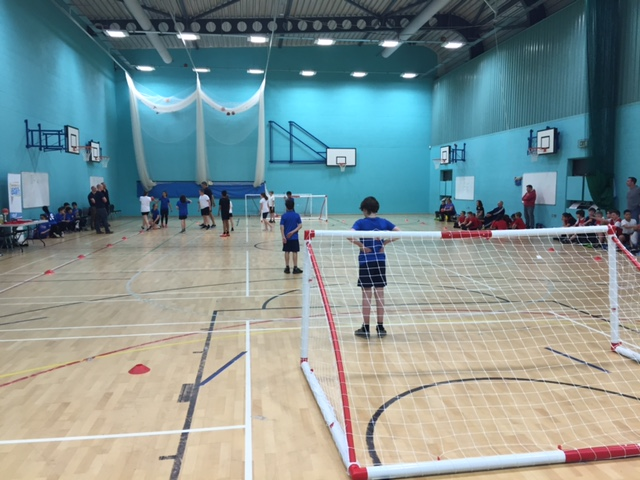 Handballs Big Impact on Sheffield Schools