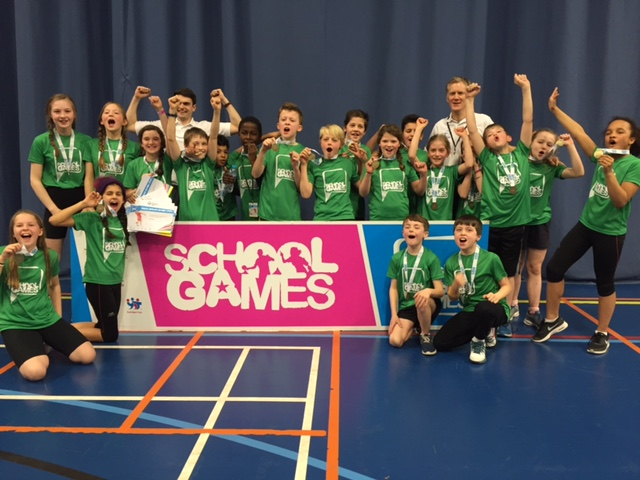 Winter School Games County Finals
