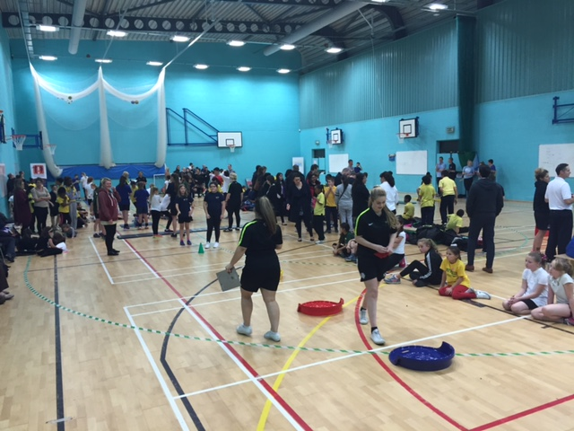Sports Hall Athletics Season is Another Win