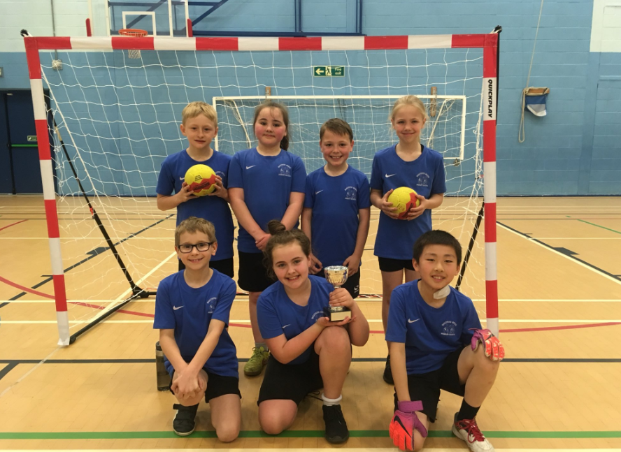 Arches Schools win Sheffield Handball Finals