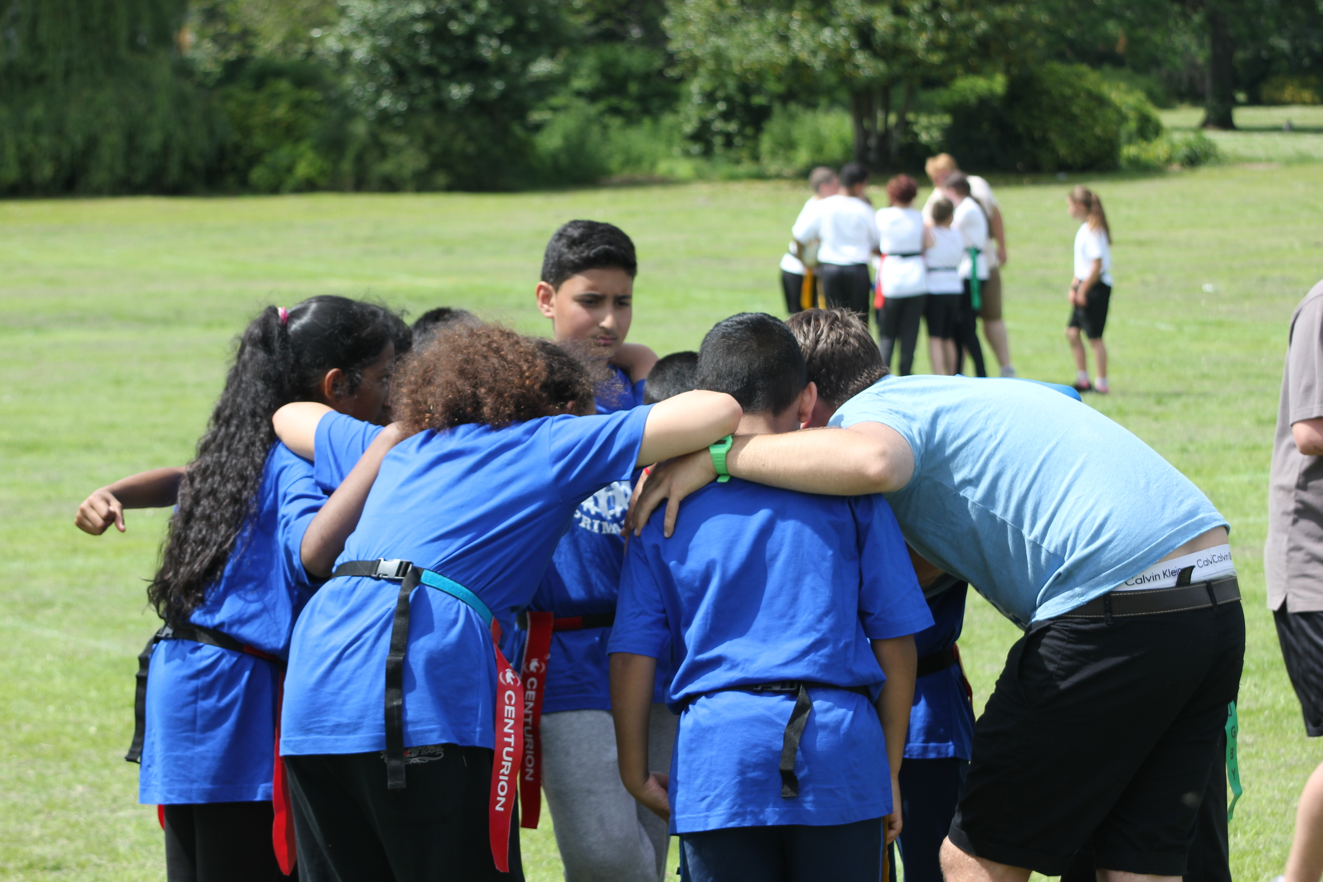Arches Partnership Games rounds off National School Sport Week