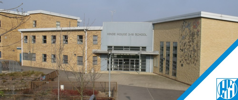 The Arches School Sports in Hinde House Cluster