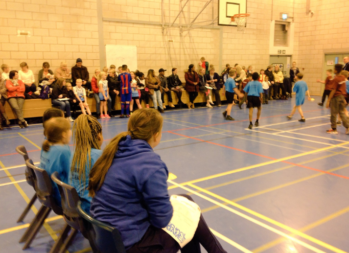 Record number of Year 4 Basketball Entries!